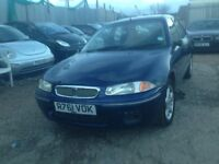 Rover 200 diesel long mot drives fantastic 295