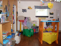 LITTLE TYKES 2-4 YEAR OLD ROOM  ** SPACES AVAILABLE
