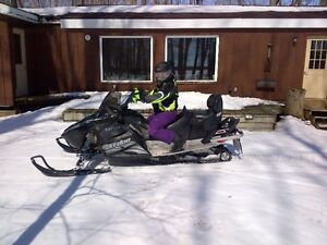 Bought a bike do not want to store the sled