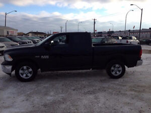 2013 Dodge Power Ram 1500 SLT QUAD CAB 4 X 4 Pickup Truck