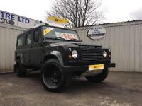 Land Rover 110 Defender 2.5TDi County TDi 4X4