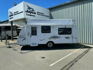 2008 Jayco Discovery PT1457 Pop Top Oaks Estate Queanbeyan Area Preview