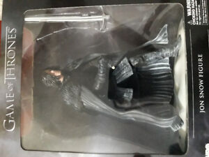 Jon Snow Game of Thrones Action Figure sealed