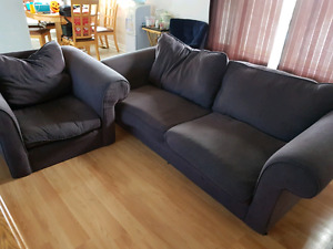 Couch,love seat, hide a bed,and cumputer desk and chair FREE