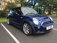 2003 (03) Mini Cooper S / 83K extensive full service history / 12 months MOT / immaculate example