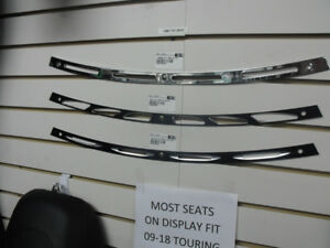Windshield Trim for HD Touring Models