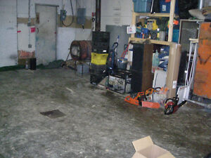 short Term shop Space for Rent