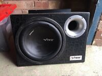 Vibe Blackair Subwoofer 1200W