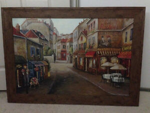 Gorgeous French Inspired Art For Sale!