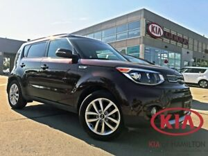 2017 Kia Soul EX+ | ANDROID/CARPLAY | HTD SEATS | BACKUP CAM