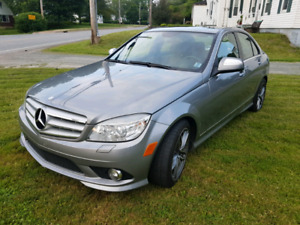 2009 Mercedes Benz C300 4Matic.