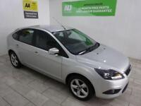SILVER FORD FOCUS 1.6 ZETEC ***FROM £123 PER MONTH***
