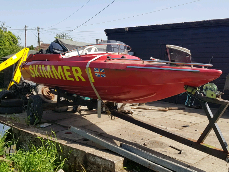 16ft speed boat | in Newmains, North Lanarkshire | Gumtree
