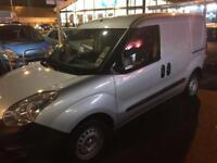 Vauxhall Combo 2000 L1h1 CDTi Ss Tecshift DIESEL SEMIAUTOMATIC 2013/13