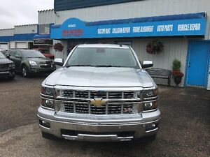 2015 Chevy Silverado 1500 LTZ CREW/NAVIGA/SUNROOF/LEATHER/CAMERA