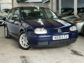 image for 2001 Volkswagen Golf 1.8 T GTI 5dr Hatchback Petrol Manual
