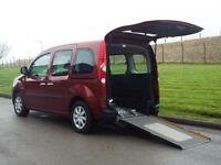 Renault Kangoo 1.6 16v Expression Wheelchair accessible vehicle 3 seats