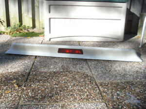 1986 Ford Mustang rear spoiler w/ third brake light