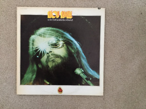 Leon Russell And The Shelter People 33 1/3 RPM vinyl LP