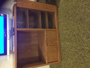 Tv stand/functional unit/ toy cupboard- yours for the taking!