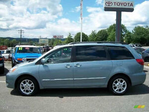 2005 Toyota Sienna CE Minivan, Van awd 171kms $6,500 obo