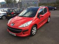 2008 Peugeot 207 SW 1.6 HDi S 5dr (a/c)