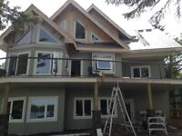 Hiring Employees and Sub-Contractors for Various Siding Projects