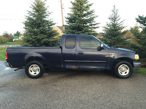 2001 Ford F-150 Lariat Pickup Truck London Ontario image 2