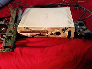 Xbox 360 with Controller and *24* games