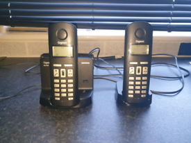 Siemens Gigaset Cordless Twin Phone Set