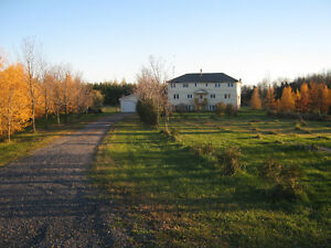 Peaceful Country Living in South Stormont on Private 5.95 Acres Cornwall Ontario image 1