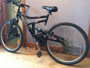 21 Speed Raleigh mountain  bike