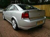 2008 Vauxhall Vectra SRi Hatchback Petrol Manual