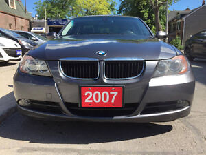 2007 BMW 3-Series 328i Sedan ***NO ACCIDENT***FULLY LOADED***
