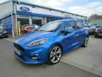 2020 Ford Fiesta 1.0 ECOBOOST HYBRID ST-LINE X EDITION MHEV 155PS VERY LOW MILEA