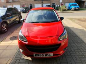 Vauxhall Corsa 1.4 ecoFLEX petrol 2016