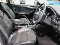 2018 Ford Focus 1.0 EcoBoost 125 Titanium X 5dr Hatchback Petrol Manual