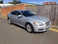 Jaguar XF 2.7TD V6 AUTO LUXURY 2009 ONLY 97K RECENT CAMBELT CHANGE