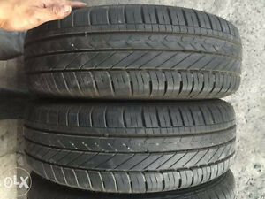 225/75R16  Set of 2 Goodyear Used FREE Inst.&Bal.70%tread