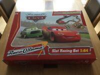 Micro Scalextric Disney Pixar Cars Race O Rama