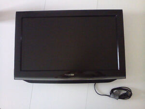 Toshiba TV/w built in DVD player