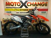 2021 KTM SX 125..0.1 HOURS..£6995..ONLY STARTED AND RODE UP THE ROAD.MOTOXCHANGE
