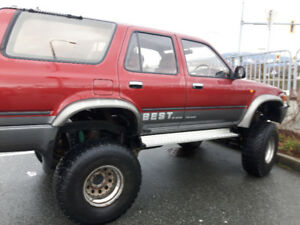 1990 Toyota Other Hilux surf SUV, Crossover