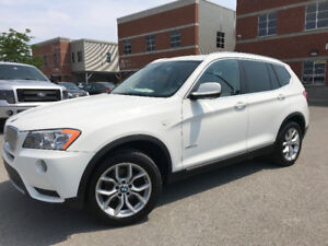 2011 BMW X3 AWD**PANORAMIQUE VUS