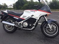 Classic Yamaha FJ 1100