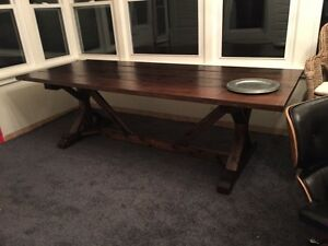 Brand New Custom Harvest Table