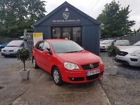 Volkswagen Polo 1.4 S 80PS (red) 2006