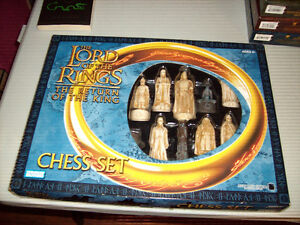LOTR's Collectibles and Books/DVD's