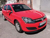 Vauxhall Astra 1.4 16v club manual