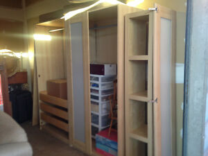 IKEA wardrobe Set